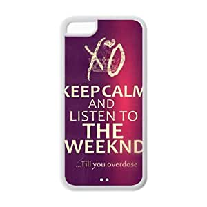 Custom The Weeknd XO phone ipod touch 5 ipod touch 5 Great Designer Hard TPU case Cover Protector Bumper
