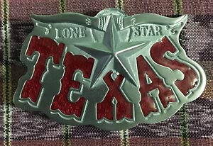 - Lone Star Texas Belt Buckle Alamo Western New by Luxmart