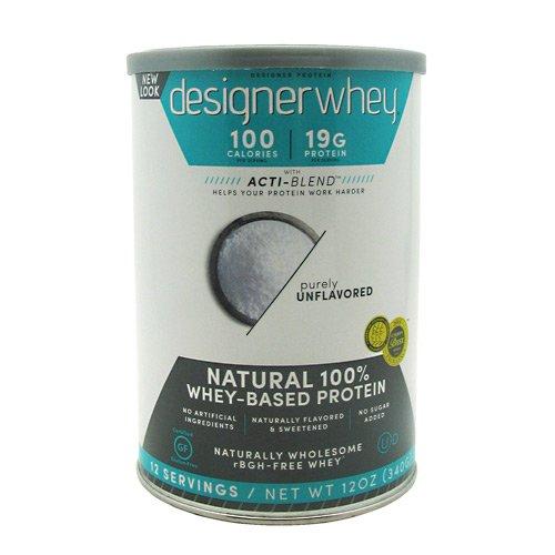 Designer Whey Protein Natural Natural 12.7 oz