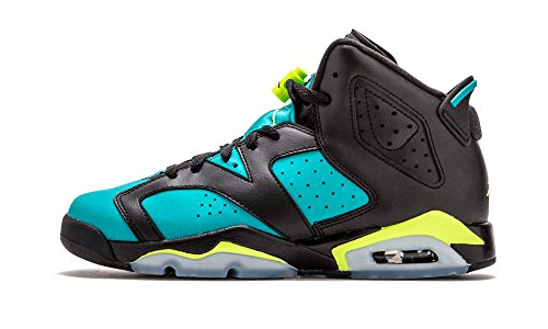 NIKE Air Jordan 6 Retro GG (GS) - 543390-043 - Size 6.5 by NIKE