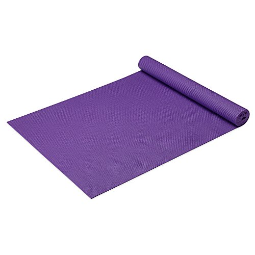Gaiam B000BKT6CM PARENT Solid Yoga Mats
