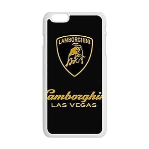 LINGH lamborghini logo wallpaper Hot sale Phone Case for iphone 6 4.7