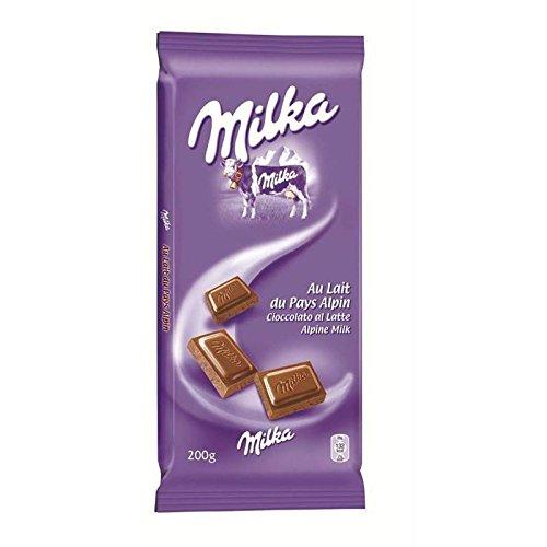 Milka - Chocolate 165G - Chocolat 165G - Precio Por Unidad - Entrega Rápida: Amazon.es: Alimentación y bebidas