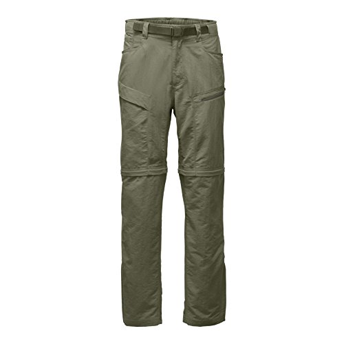 The North Face Men's Paramount Trail Convertible Pants - Deep Lichen Green - M (Regular)