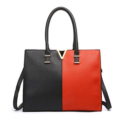 Chloe Tote Bag Black - 2