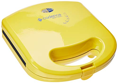 Sanduicheira Minigrill Cadence SAN234 220 Amarelo