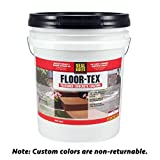 Floor -Tex 40 Textured Concrete Coating (Custom Color)
