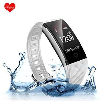 Smartwatch Bluetooth Banda Inteligente S Pulsómetro Pulsera Smartband Actividad Rastreador Pulsera Para