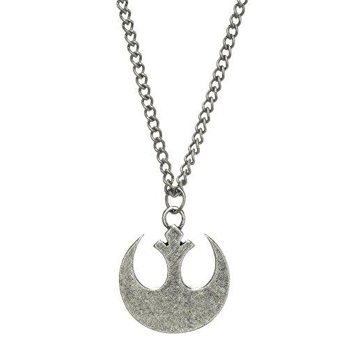 Star Wars Rebel Alliance Pendant Necklace (Rebel Alliance Star Wars)