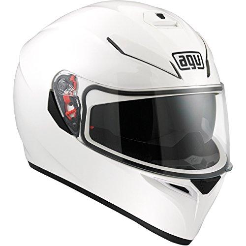 Agv White Helmet - 1