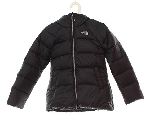 No Warranty The North Face Girl's The North Face Double Down Triclimate Hoodie Jacket 10/12 Black, Medium by No Warranty The North Face