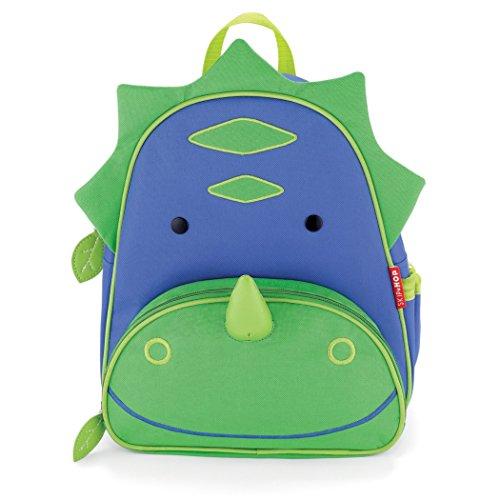 Price comparison product image Skip Hop Zoo Little Kid and Toddler Backpack,  Dakota Dinosaur