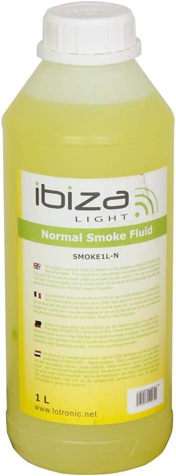 SMOKE1L-N - Ibiza - LIQUIDO DE HUMO STANDARD 1L