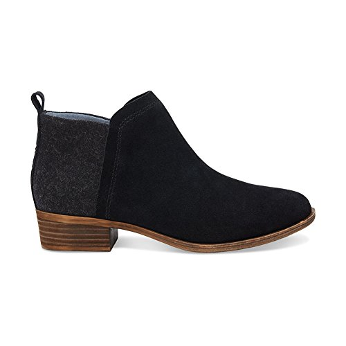 TOMS Womens Deia Bootie Ankle Bootie