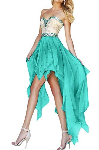 Missdressy - Vestido - trapecio - para mujer Huntergruen