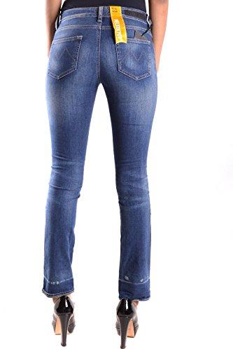 Meltin'pot Donna Jeans Mcbi340033o Cotone Blu q7Rqrf