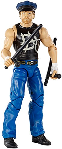 wwe action figure dean - 8