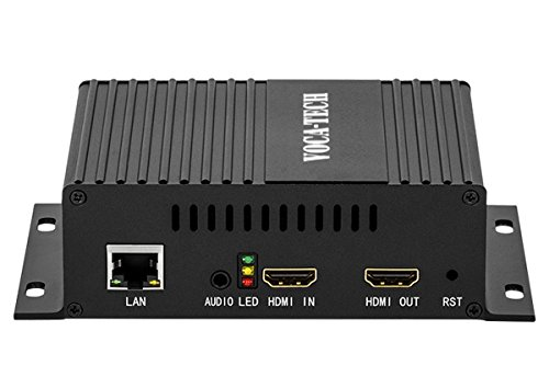 H.265 H.264 Video Encoder,HDMI Encoder Support UDP,RTP,RTSP,RTMP,HTTP and ONVIF for IPTV,YouTube,Facebook,Wowza,Milestone