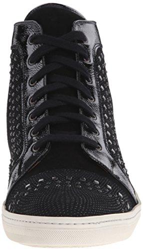 Mezlan Mens Cabrillo Mode Sneaker Svart