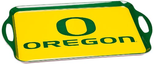 Products Serving Platters (NCAA Oregon Ducks Melamine Serving Tray)