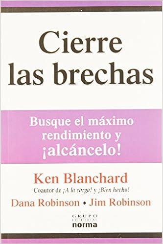 libro cierre las brechas ken blanchard