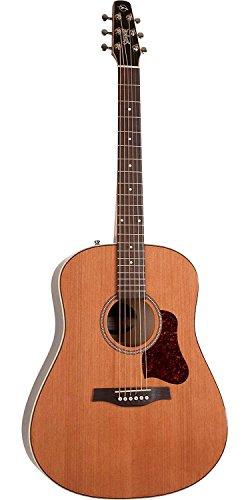 Seagull Coastline Momentum HG Acoustic-Electric Guitar Natural ()