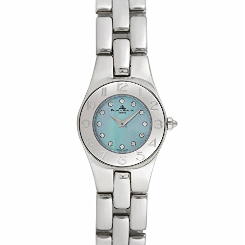 Baume & Mercier Linea swiss-quartz womens Watch MOA08037 (Certified Pre-owned)