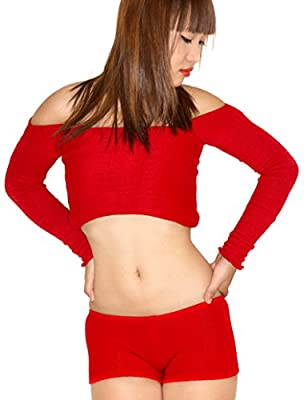 Sexy Stretch Knit Mini Dress Low Rise Shorts Fashion Versatile KD dance New York