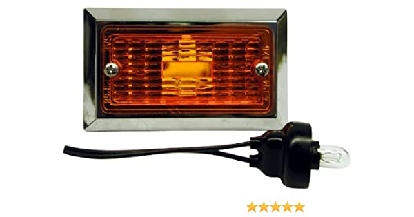 Peterson Manufacturing V178XA Amber Clearance Light Kit