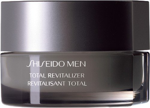 Moisturizing Emulsion - Shiseido Men total Revitalizer Cream for Men, 1.8 Oz
