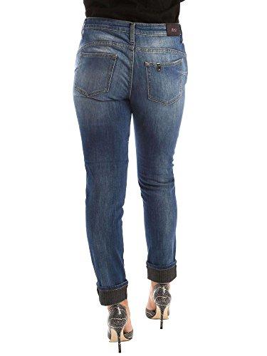 Mujeres jo Jeans U66011d4023 Liu Turquesa WAanPnx7z