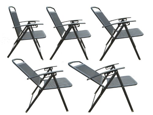 STRONG CAMEL Bistro Set Patio Set Table And Chairs Outdoor Wrought Iron CAFE