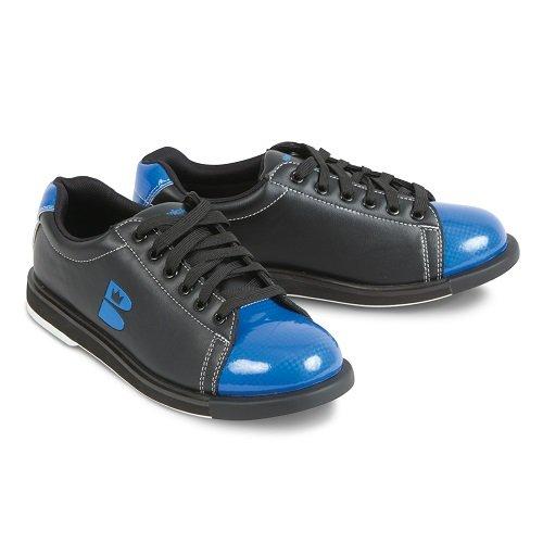 Brunswick TZone Unisex Black/Blue Size 5.5/7