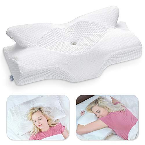 Elviros Cervical Memory Foam Pillow in USA 2021