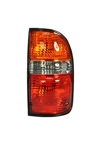 Passenger Side Taillight Tail Light Lamp for 2001-2004 Toyota Tacoma TO2801139 8155004060 Bulb Included