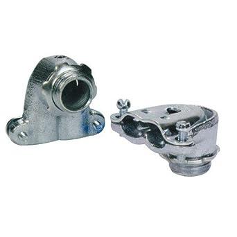 3//8 in Flexible Metal Conduit FMC 3-Pack Squeeze Connectors