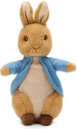 Beatrix Potter Rainbow Designs Peter Rabbit Bean Toy