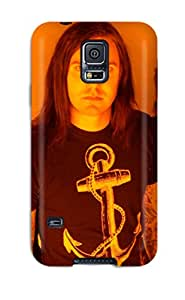 For Galaxy S5 Tpu Phone Case Cover(as I Lay Dying)