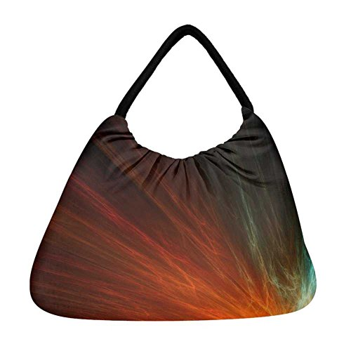 mehrfarbig Snoogg Damen Strandtasche Snoogg Damen mehrfarbig WSO0qqIc
