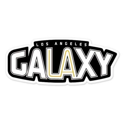 Los Angeles Galaxy MLS - United States Football Soccer Futbol - Car Sticker - 6
