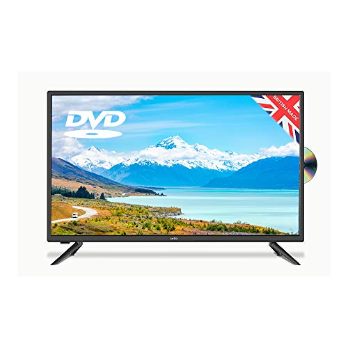 Cello 32″ Inch HD Ready LED TV with Built-in DVD Player and Freeview