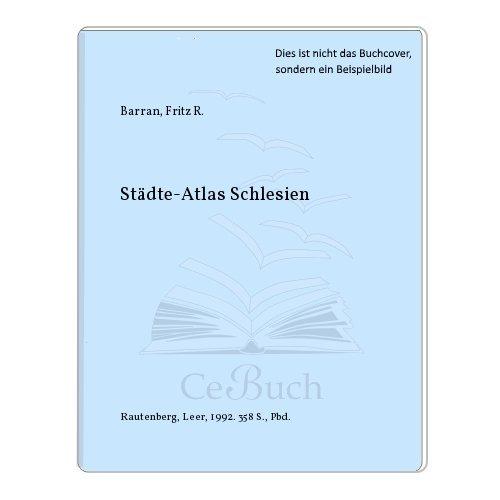 Städte- Atlas Schlesien