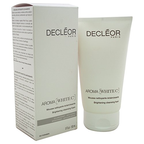 Cream Decleor Cleansing (Decleor Brightening Cleansing Foam, 5 Ounce)