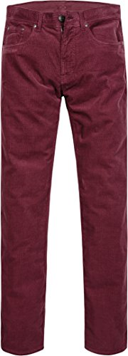 JOOP! Herren Jeans Rook One Flat-D Baumwolle Denim-Hose Unifarben, Größe: 32/34, Farbe: Rot
