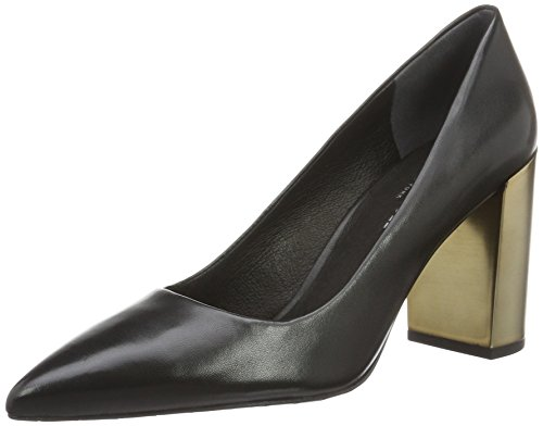 Margaux Black Frauen Kenneth US Femme 019 Cole Noir Pewter Escarpins T4w45O0q