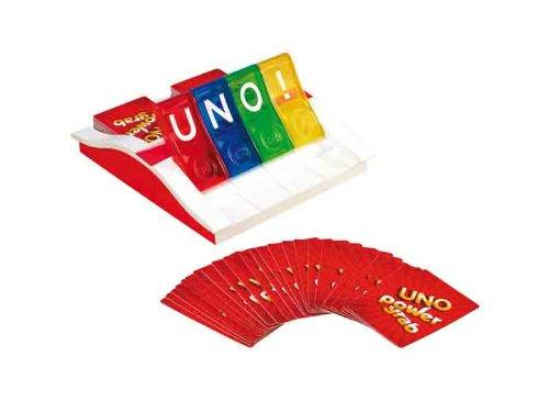 Juegos Mattel - Uno Totem Power, Juego de Cartas (BBR61)