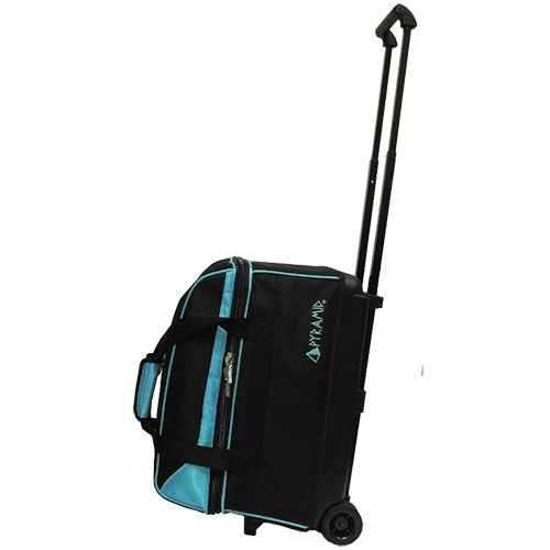 Pyramid Prime Double Roller Bowling Bag (Island Blue)