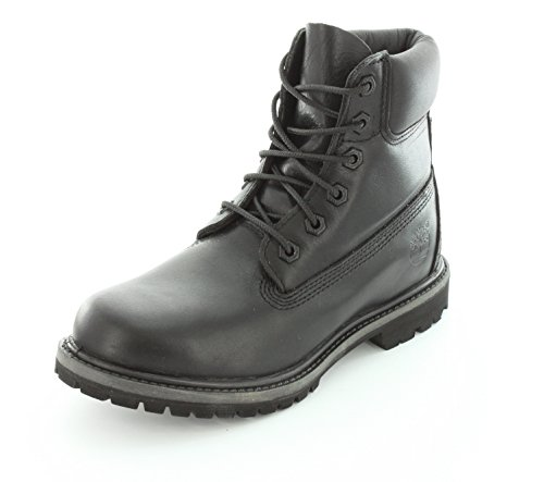 Timberland Womens 6 Premium Boot Jet Black