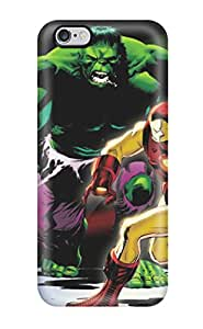 Premium Protection Hulk Smash Avengers Case Cover For Iphone 6 Plus- Retail Packaging