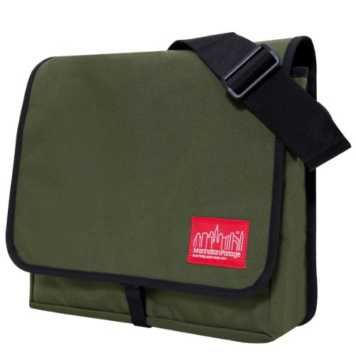 Manhattan Portage Medium DJ Shoulder Bag 1428: GRY XQ1019_1356882